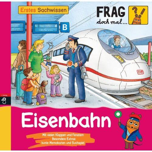 - Frag doch mal ... die Maus - Erstes Sachwissen - Eisenbahn - Preis vom 19.01.2021 06:03:31 h