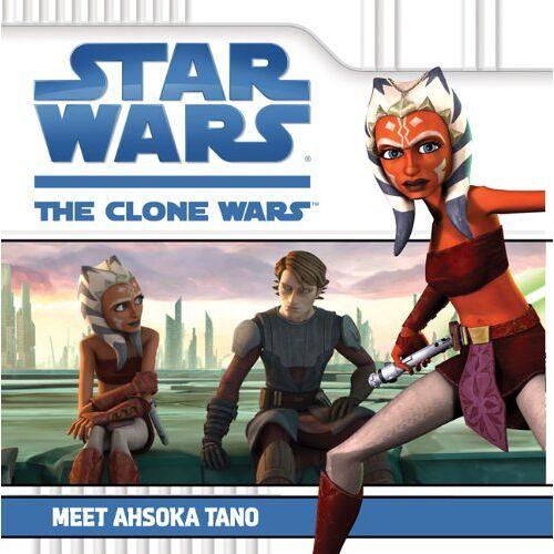 Kirsten Mayer - Meet Ahsoka Tano (Star Wars: The Clone Wars) - Preis vom 03.09.2020 04:54:11 h