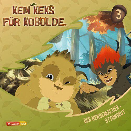 Kein Keks für Kobolde (TV-Horspiel) - 03: Der Keksemacher/Stinkwut - Preis vom 06.05.2021 04:54:26 h