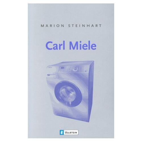 Marion Steinhart - Carl Miele. - Preis vom 06.03.2021 05:55:44 h