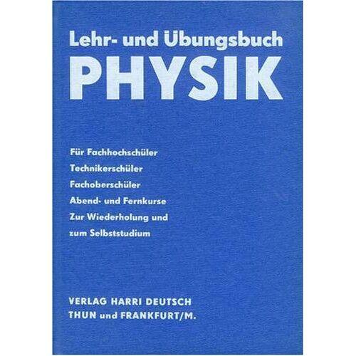 Günther Kießling - Lehr- und Übungsbuch Physik - Preis vom 20.10.2020 04:55:35 h