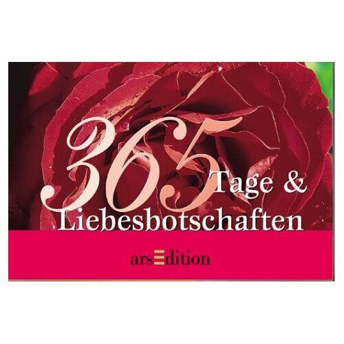 Weise, Michael H. - 365 Tage & Liebesbotschaften - Preis vom 05.09.2020 04:49:05 h