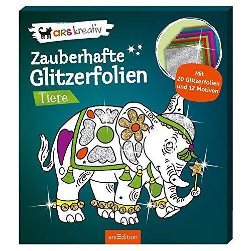 - Zauberhafte Glitzerfolien Tiere - Preis vom 21.10.2020 04:49:09 h