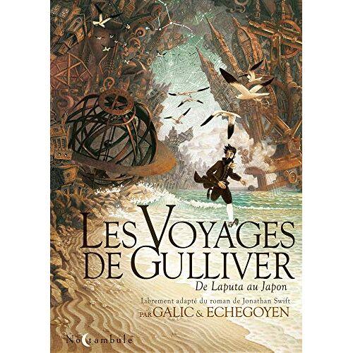 - Les Voyages de Gulliver - De Laputa au Japon - Preis vom 06.05.2021 04:54:26 h