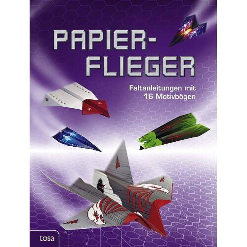 Sonja Sammüller - Papierflieger: Faltanleitungen mit 16 Motivbögen - Preis vom 07.05.2021 04:52:30 h