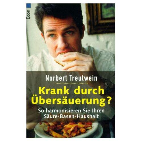 Norbert Treutwein - Krank durch Übersäuerung? - Preis vom 20.10.2020 04:55:35 h