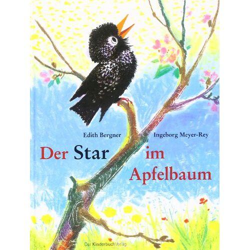 Edith Bergner - Der Star im Apfelbaum - Preis vom 17.04.2021 04:51:59 h