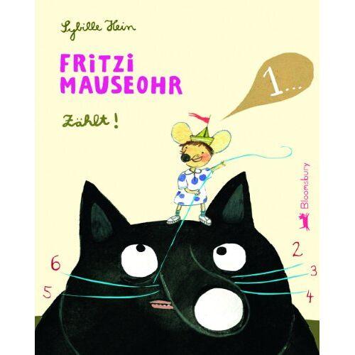 Sybille Hein - Fritzi Mauseohr zählt! - Preis vom 20.10.2020 04:55:35 h