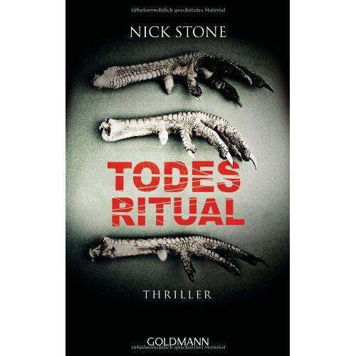 Nick Stone - Todesritual: Thriller - Preis vom 16.04.2021 04:54:32 h