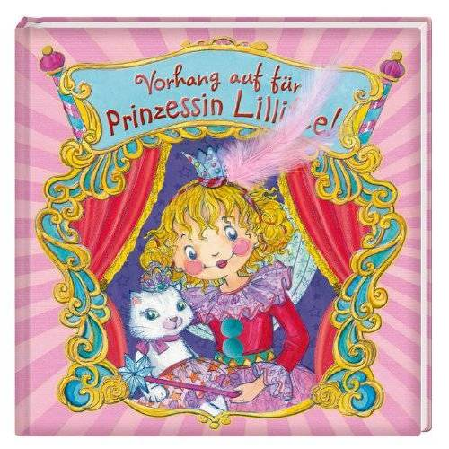 Monika Finsterbusch - Vorhang auf für Prinzessin Lillifee! - Preis vom 16.04.2021 04:54:32 h