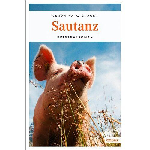 Grager, Veronika A. - Sautanz - Preis vom 06.09.2020 04:54:28 h