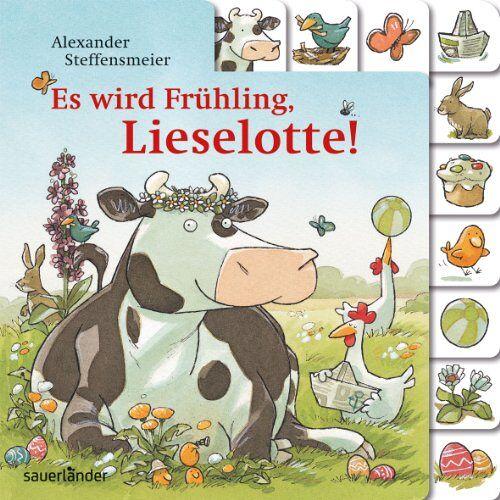 Alexander Steffensmeier - Es wird Frühling, Lieselotte - Preis vom 15.08.2019 05:57:41 h