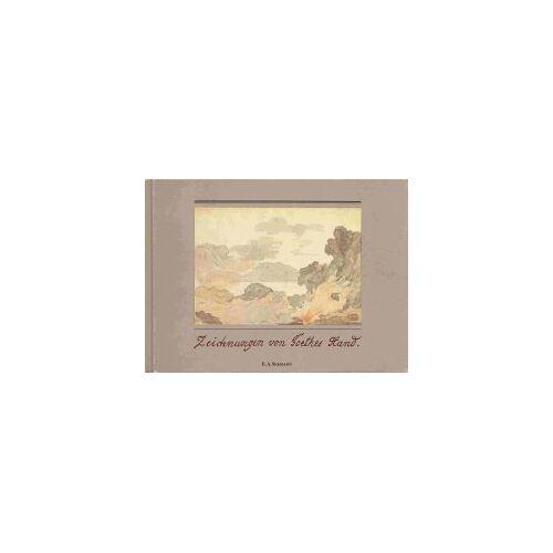 Goethe, Johann W. von - Zeichnung von Goethes Hand - Preis vom 03.05.2021 04:57:00 h