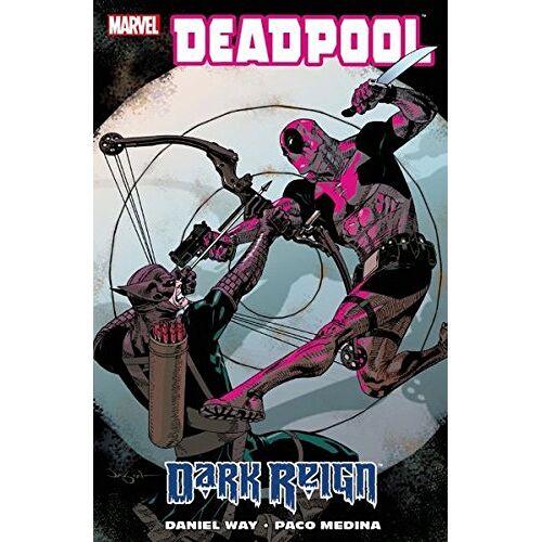 Daniel Way - Deadpool - Dark Reign - Preis vom 20.10.2020 04:55:35 h
