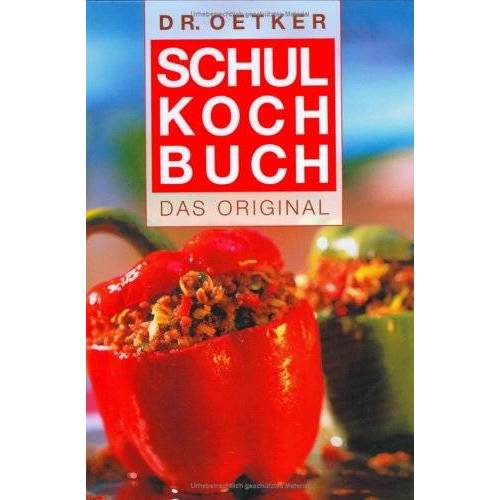 Oetker - Schulkochbuch - Preis vom 05.09.2020 04:49:05 h