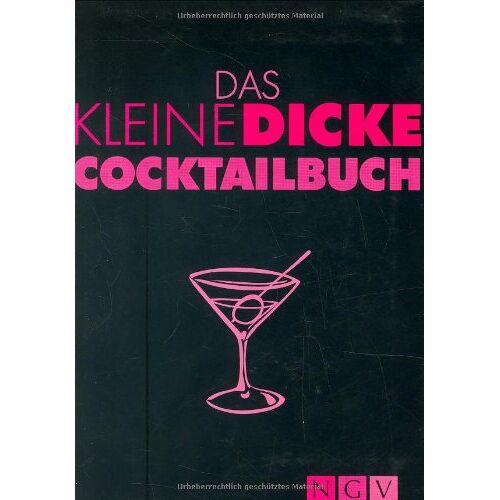- Das kleine dicke Cocktailbuch - Preis vom 05.09.2020 04:49:05 h