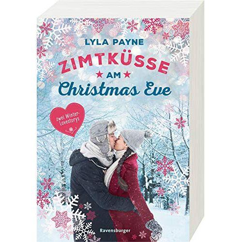 Lyla Payne - Unterm Mistelzweig mit Mr Right/Zimtküsse am Christmas Eve - Preis vom 17.04.2021 04:51:59 h