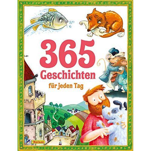 - 365 Geschichten für jeden Tag (Geschichtenschatz) - Preis vom 04.09.2020 04:54:27 h