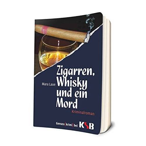 Mara Laue - Zigarren, Whisky und ein Mord - Preis vom 18.10.2020 04:52:00 h