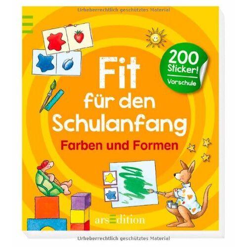 - Fit für den Schulanfang - Farben und Formen - Preis vom 11.04.2021 04:47:53 h