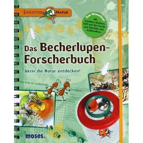 Bärbel Oftring - Expedition Natur. Das Becherlupen-Forscherbuch: Aktiv die Natur entdecken! - Preis vom 28.11.2020 05:57:09 h