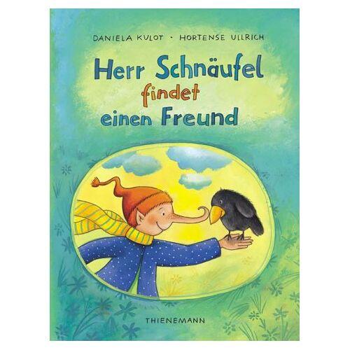 Daniela Kulot - Herr Schnäufel findet einen Freund - Preis vom 16.04.2021 04:54:32 h