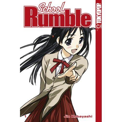 Jin Kobayashi - School Rumble 1 - Preis vom 20.10.2020 04:55:35 h