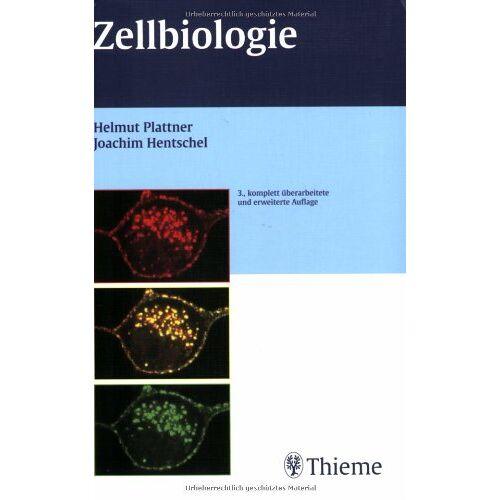 Helmut Plattner - Zellbiologie - Preis vom 21.10.2020 04:49:09 h