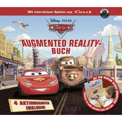 Disney Cars: Augmented Reality-Buch - Preis vom 21.10.2020 04:49:09 h