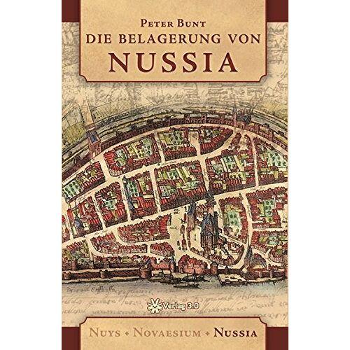 Peter Bunt - Die Belagerung von Nussia - Preis vom 22.04.2021 04:50:21 h