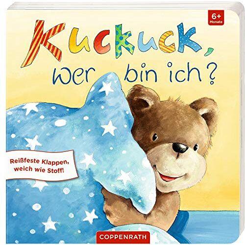 - Kuckuck, wer bin ich?: Mit reißfesten und speichelfesten Klappen - Preis vom 20.10.2020 04:55:35 h