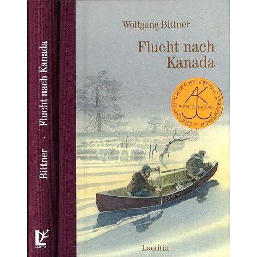 Wolfgang Bittner - Flucht nach Kanada - Preis vom 08.05.2021 04:52:27 h
