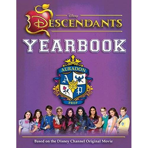 Disney Descendants Yearbook - Preis vom 03.05.2021 04:57:00 h