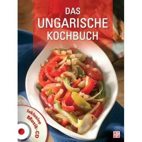 Petra Knorr - Ungarisches Kochbuch mit Musik-CD - Preis vom 05.09.2020 04:49:05 h