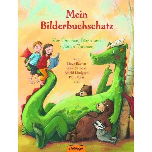 Lieve Baeten - Mein Bilderbuchschatz: Von Drachen, Bären und schönen Träumen - Preis vom 05.09.2020 04:49:05 h