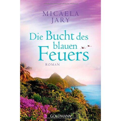 Micaela Jary - Die Bucht des blauen Feuers: Roman - Preis vom 22.04.2021 04:50:21 h