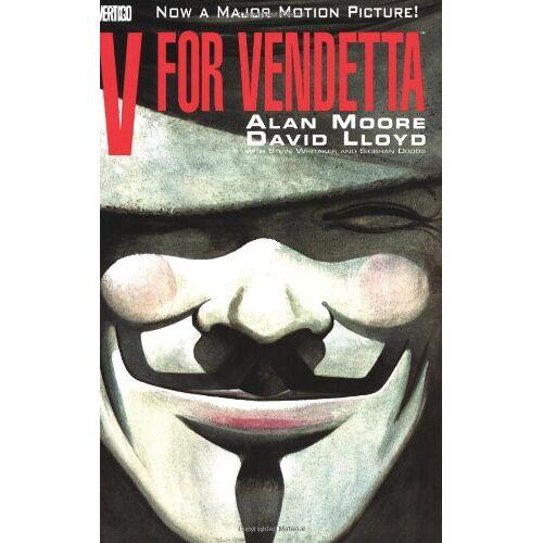 Alan Moore - V for Vendetta - Preis vom 15.04.2021 04:51:42 h