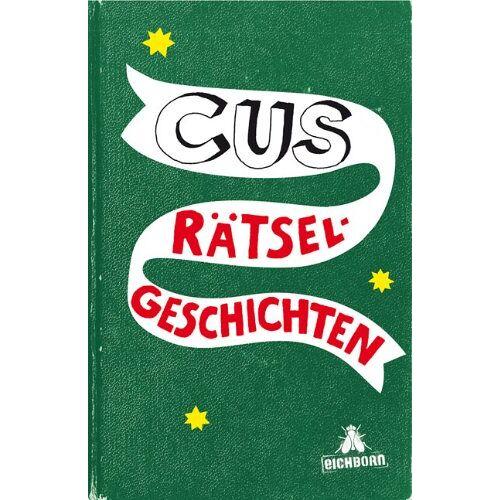 CUS - Rätselgeschichten - Preis vom 11.05.2021 04:49:30 h