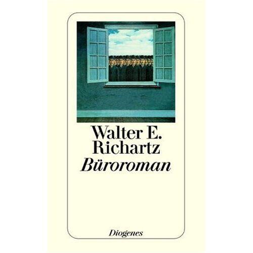 Richartz, Walter E. - Büroroman - Preis vom 20.10.2020 04:55:35 h