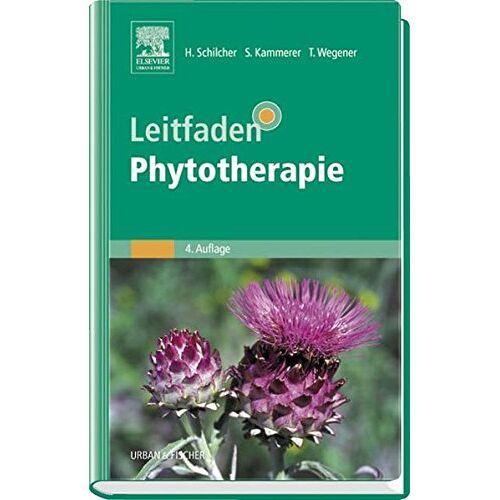 Heinz Schilcher - Leitfaden Phytotherapie - Preis vom 14.05.2021 04:51:20 h