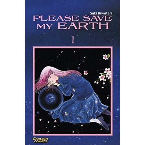 Saki Hiwatari - Please save my earth 1 - Preis vom 14.04.2021 04:53:30 h