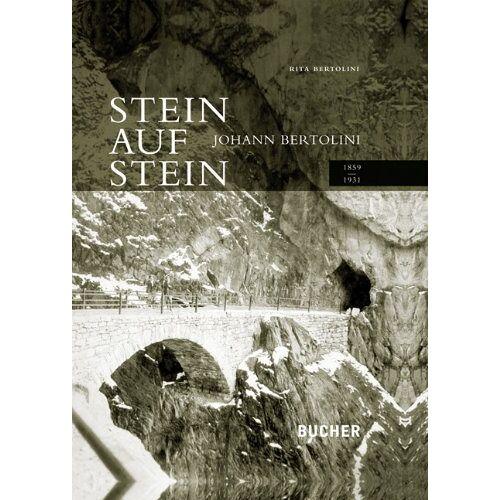Rita Bertolini - Stein auf Stein: Johann Bertolini - Preis vom 21.10.2020 04:49:09 h