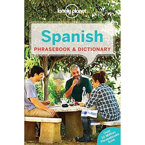 Aa.Vv. - Spanish Phrasebook & Dictionary (Phrasebooks) - Preis vom 21.01.2020 05:59:58 h