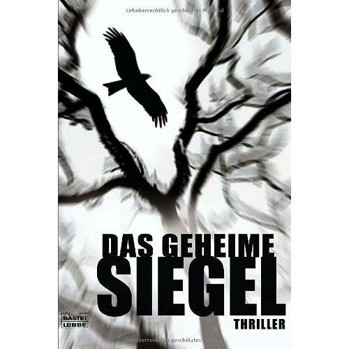 James Twining - Das geheime Siegel: Thriller - Preis vom 16.05.2021 04:43:40 h