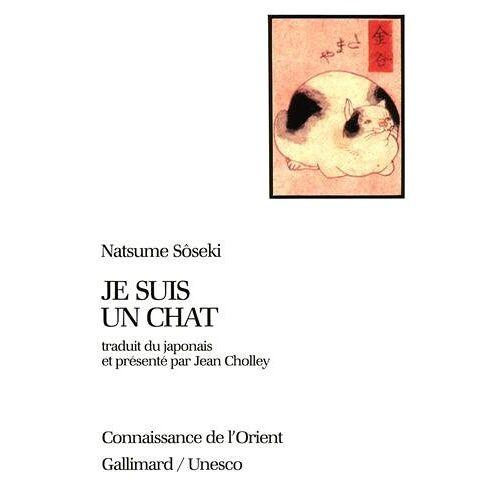 Natsume Soseki - Je suis un chat (Conn Orient 2) - Preis vom 05.05.2021 04:54:13 h