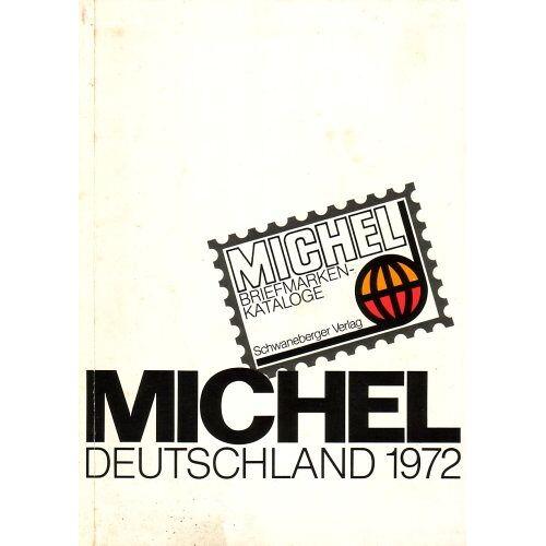 - Michel Deutschland-Katalog 1972 - Preis vom 06.04.2020 04:59:29 h