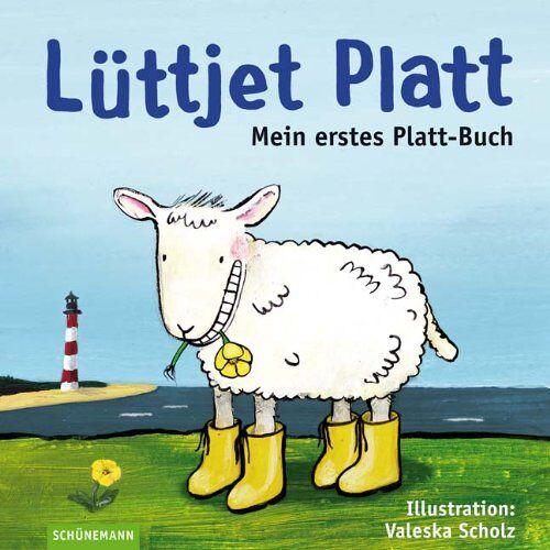 - Lüttjet Platt: Mein erstes Platt-Buch - Preis vom 20.01.2021 06:06:08 h