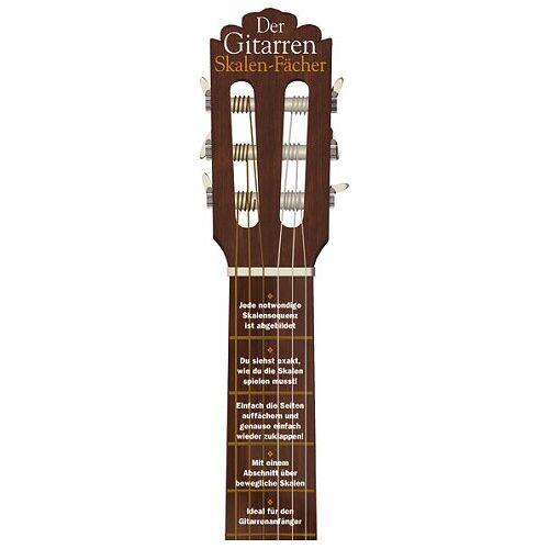 Joe Dineen - Die Gitarren-Skalen-Fächer: ^Das ideale Geschenk für den Gitarrenanfänger - Preis vom 21.04.2021 04:48:01 h