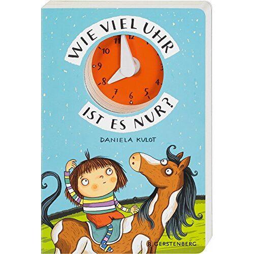 Daniela Kulot - Wieviel Uhr ist es nur? - Preis vom 17.01.2021 06:05:38 h