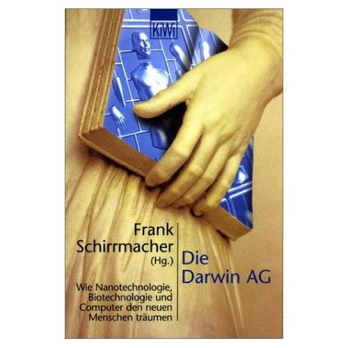 Frank Schirrmacher - Die Darwin AG - Preis vom 08.05.2021 04:52:27 h